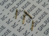 2mm Goldstecker