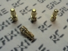 3,5 mm Goldstecker