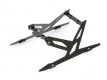 Blade 130X Tuning: Xtreme Production Carbon Landegestell Set